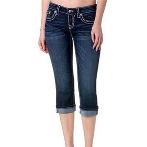 Miss Me • Irene Capri Jeans
